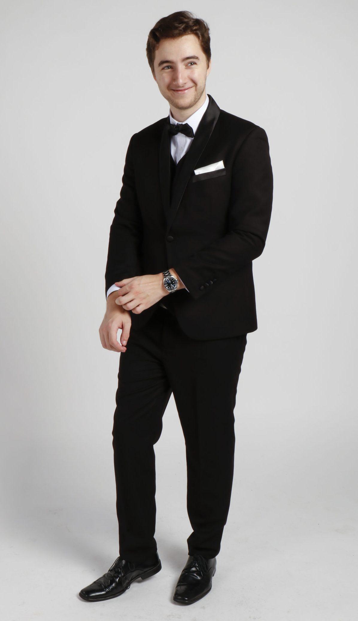 Black Tuxedo Hire