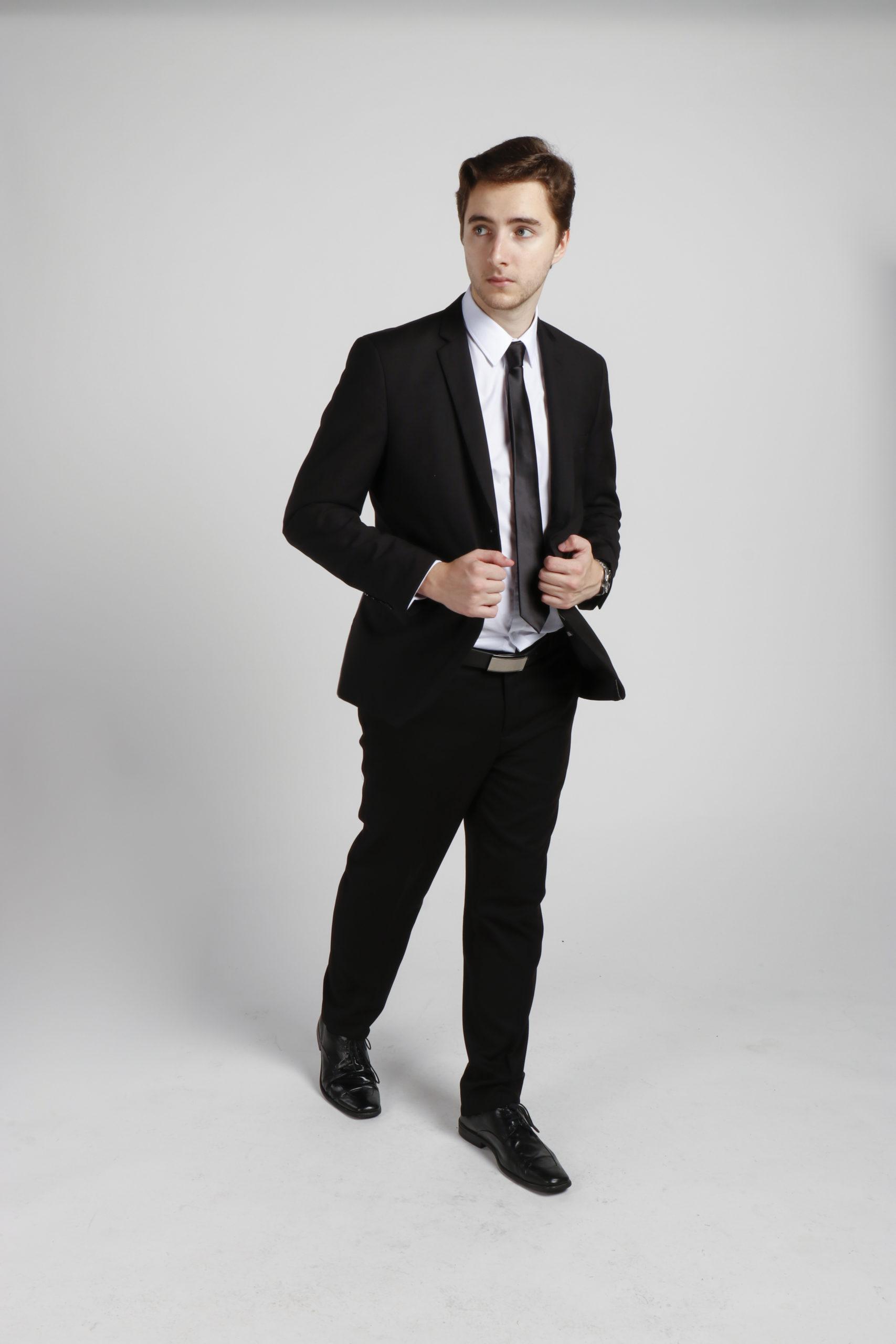 Black Suit Hire